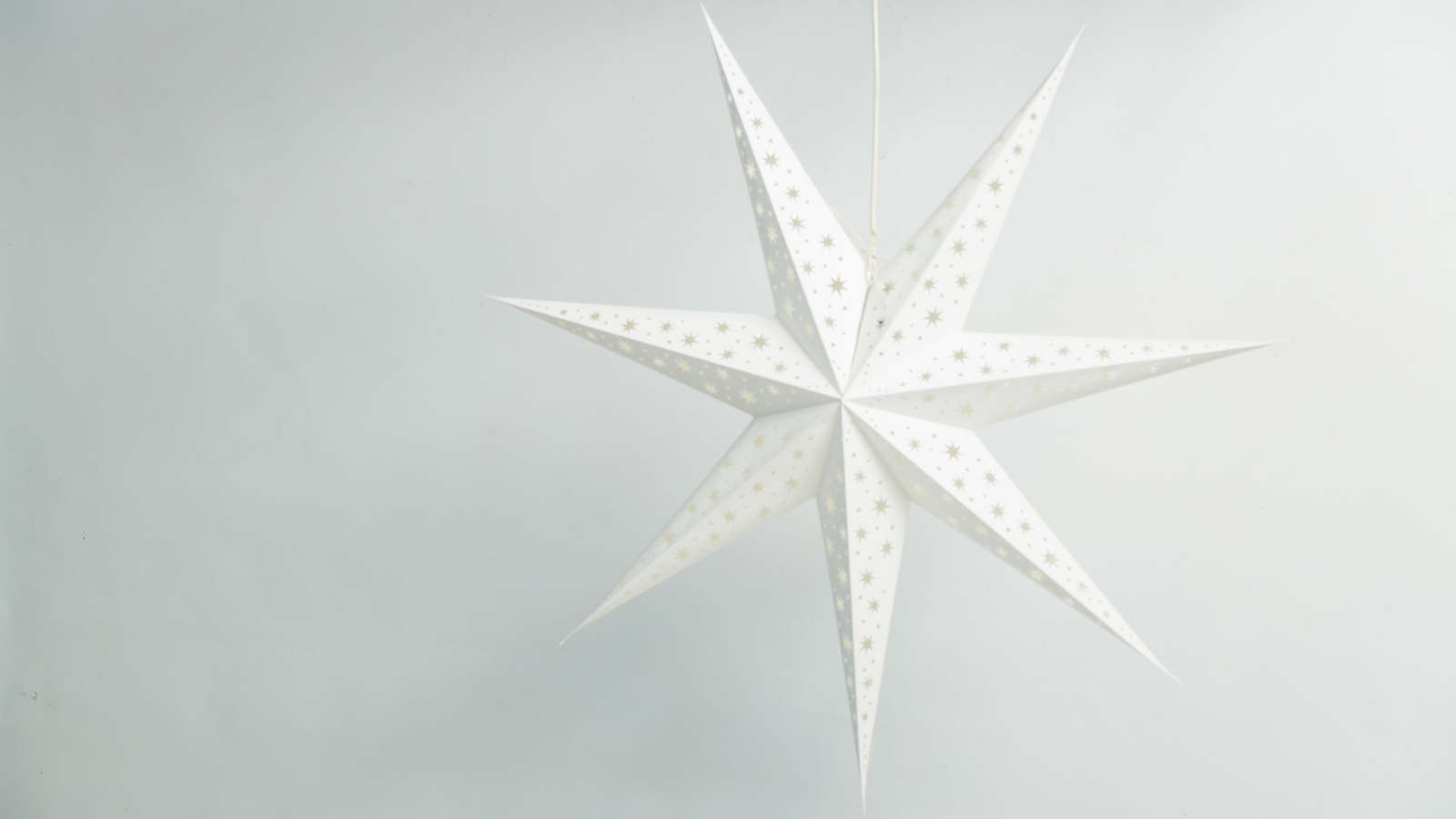 Deluxe Paper Star Light Shades, Hanging Ceiling Lampshades Christmas ...