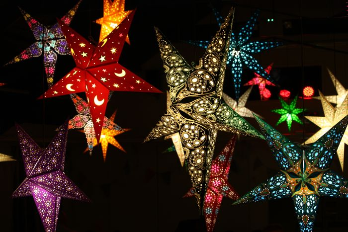 Our Range of Diwali Inspired Paper Star Light Shades & Lanterns